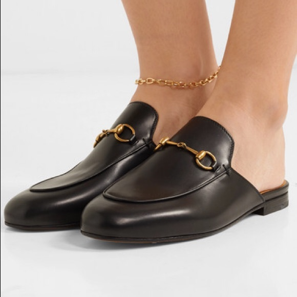 de67a3fbdb4 Gucci Princetown Loafers size 38 NEW
